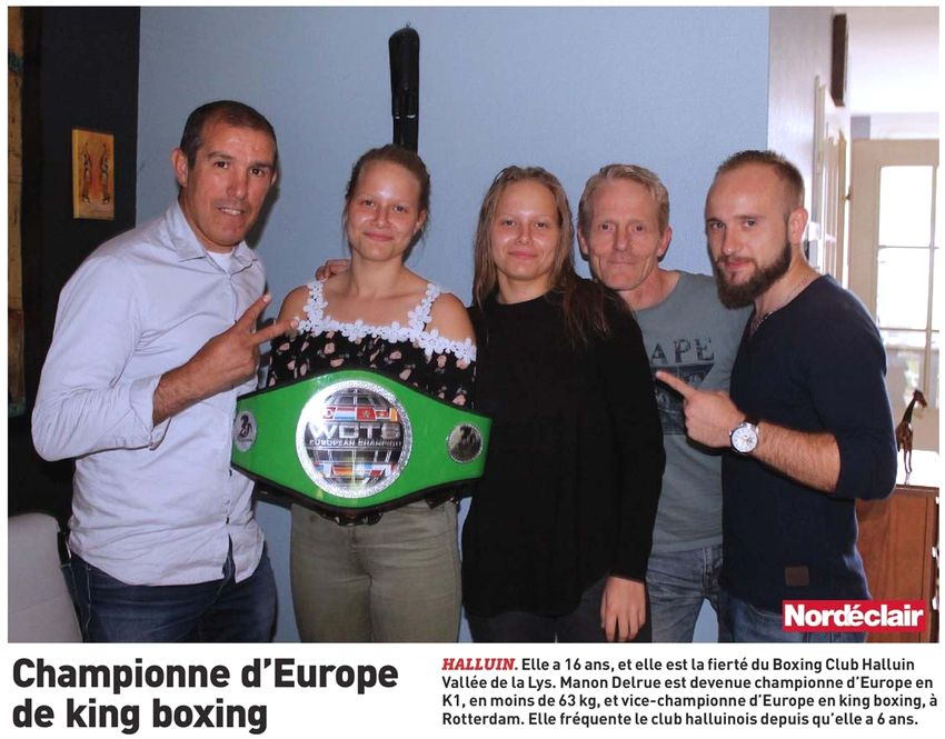 20170721 Photo NE Boxing 2 champions revue de presse