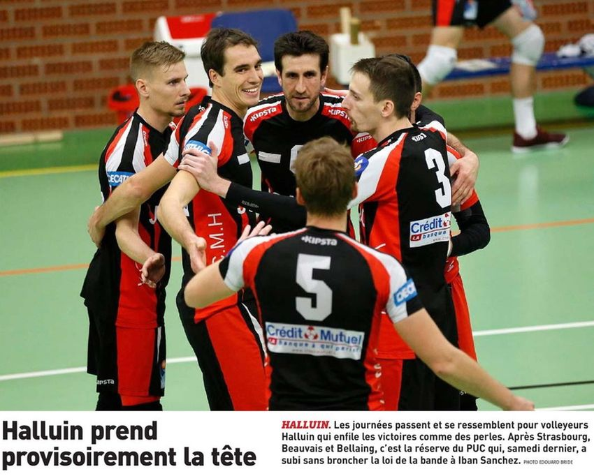 20171030 Volley PHOTO NE revue de presse